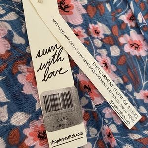 Love stitch dress